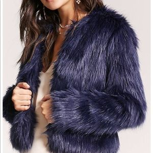 Nwt Fur coat
